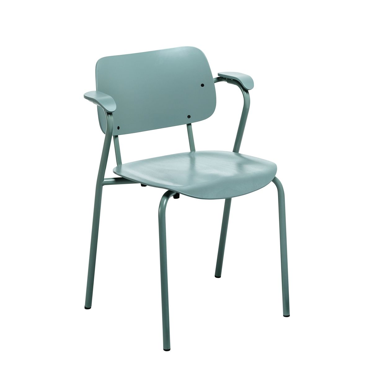 Lukki Chair sage green lacquer_WEB