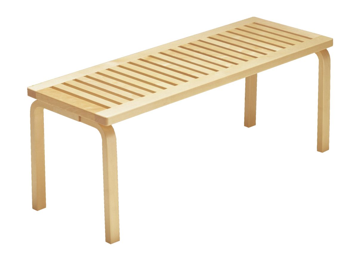 Bench 153A clear lacquer