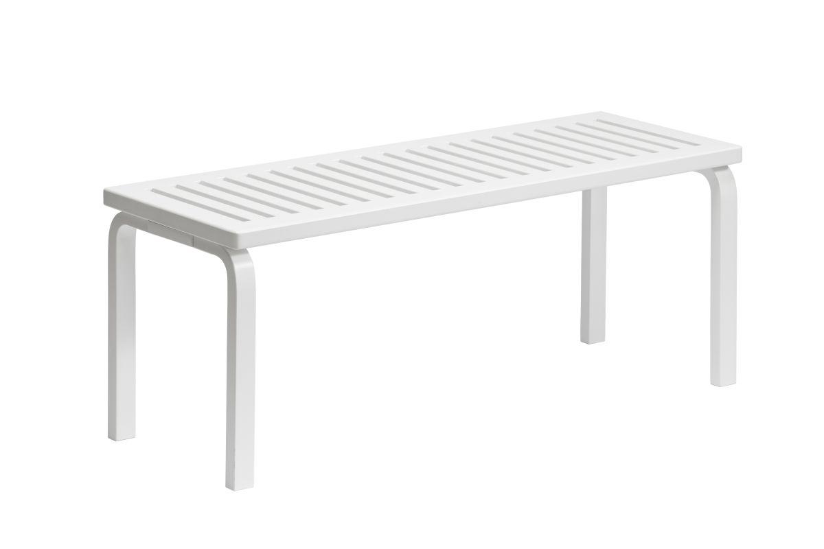 Bench 153A white lacquer