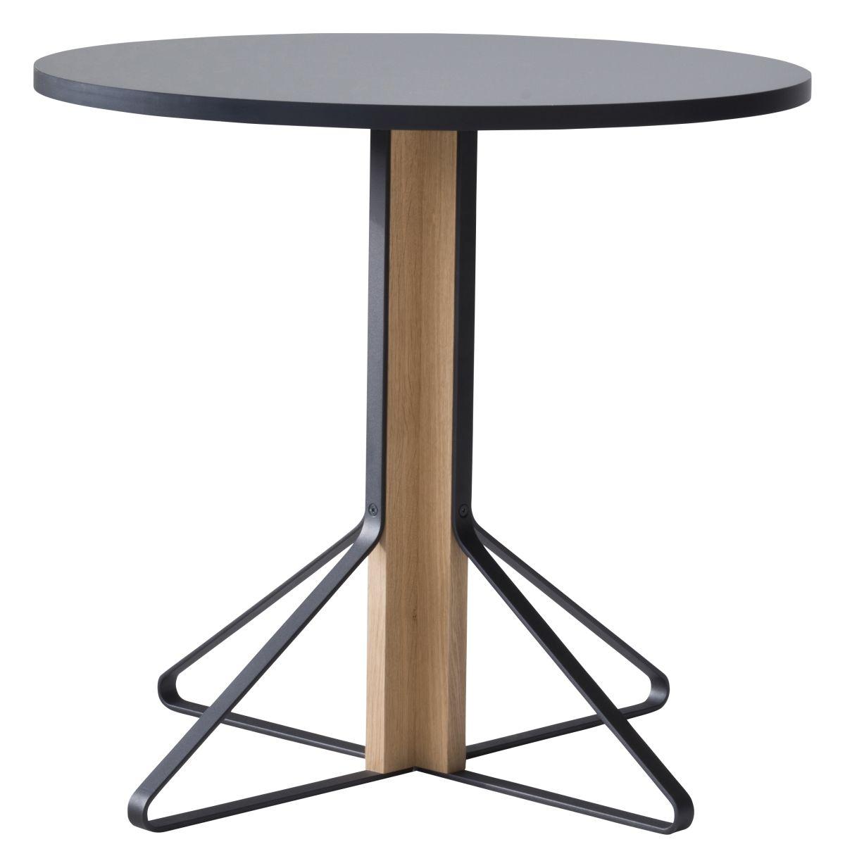 Kaari Table round REB003 clear protective varnish