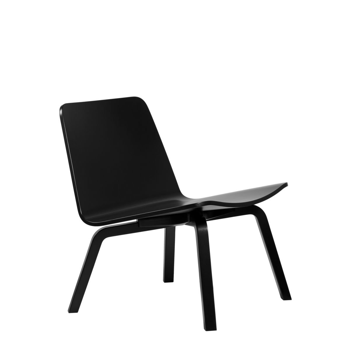 Lounge Chair HK002 black lacquer_WEB