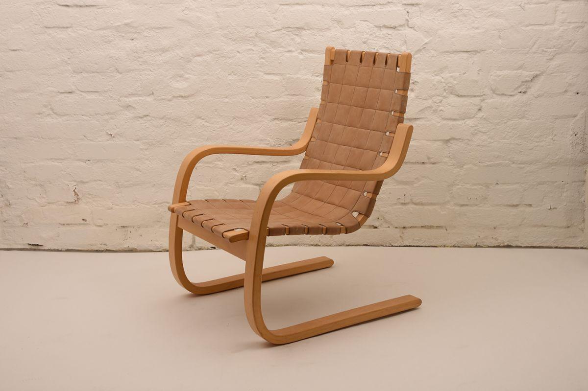 Alvar Aalto_406 Armchair
