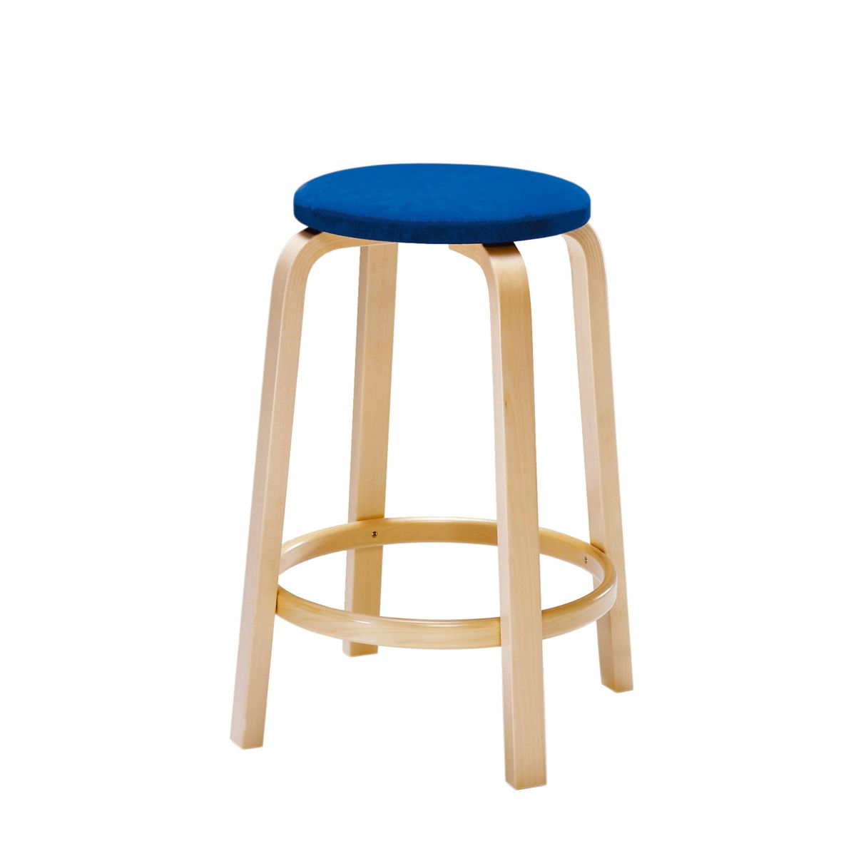 Bar Stool 64 upholstered