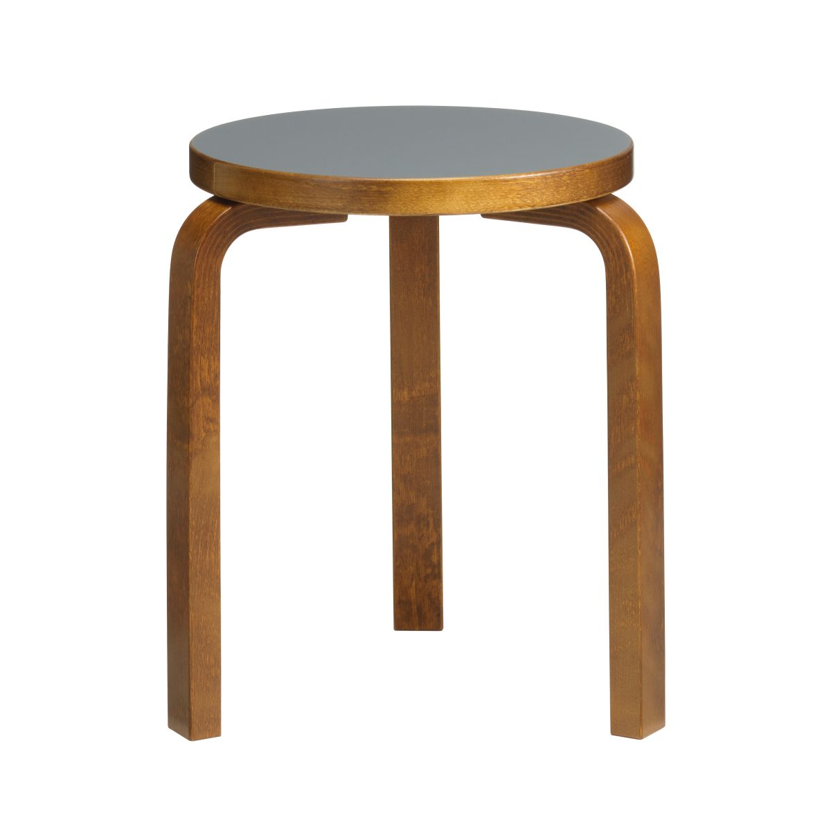 Stool_60_walnut_stain_pewter_linoleum_F
