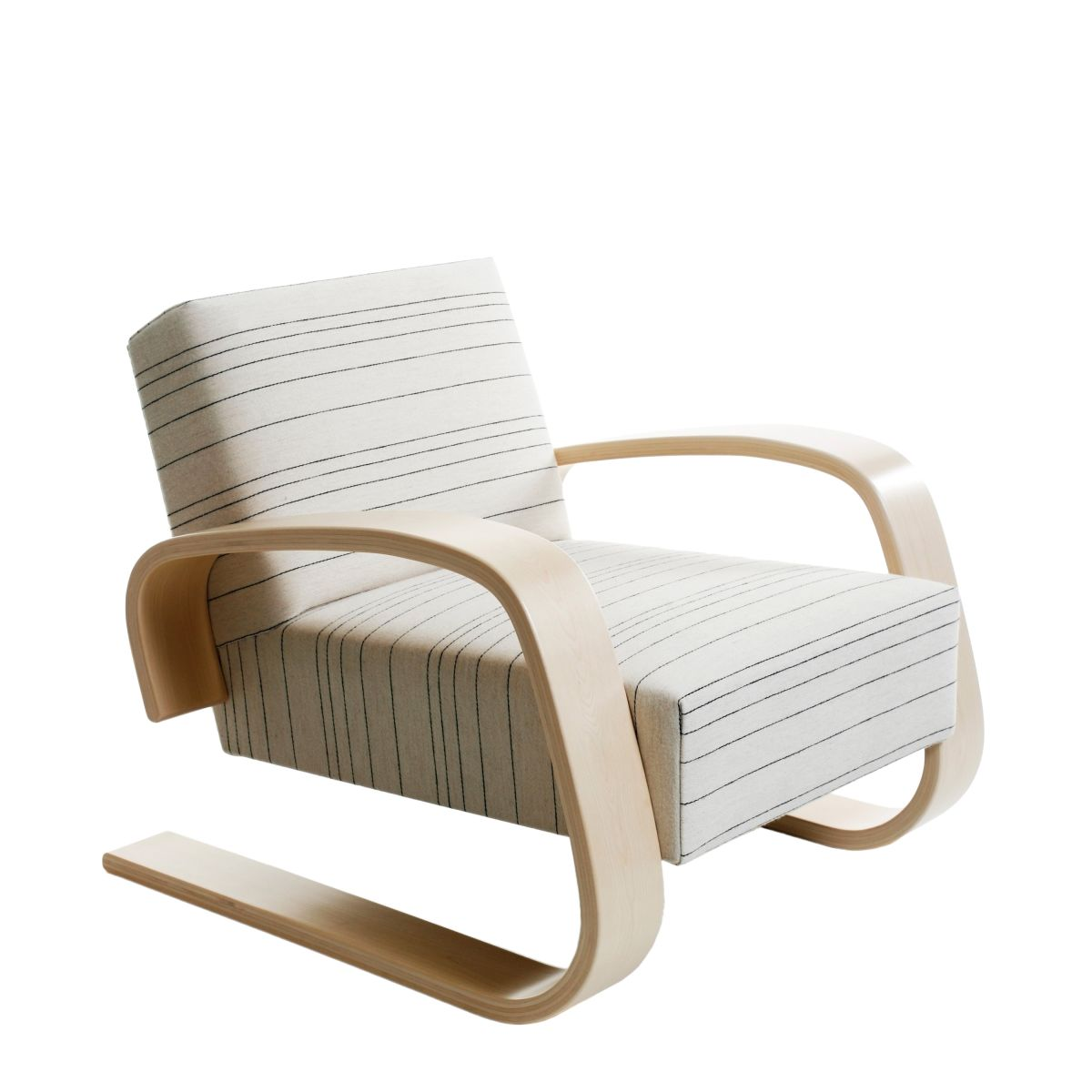 "Armchair 400 � Tank� Lounge Chairs From Artek: Armchair 400 ""Tank"""