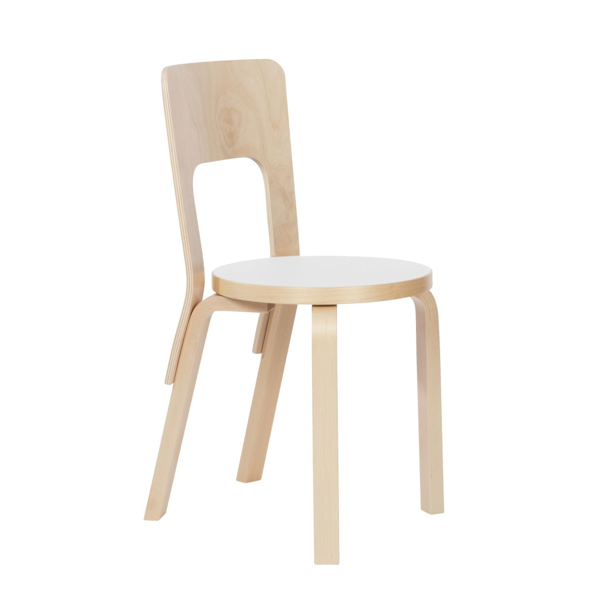 Chair 66 white laminate_WEB  sc 1 st  Artek - Products & Artek - Products