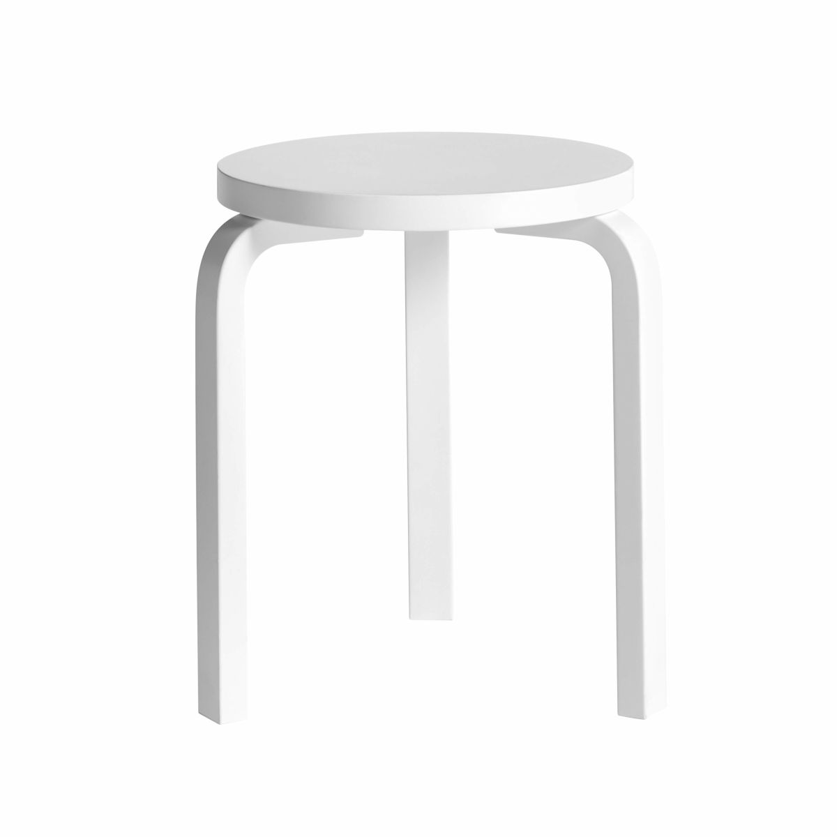 Peachy Artek Stool 60 Creativecarmelina Interior Chair Design Creativecarmelinacom