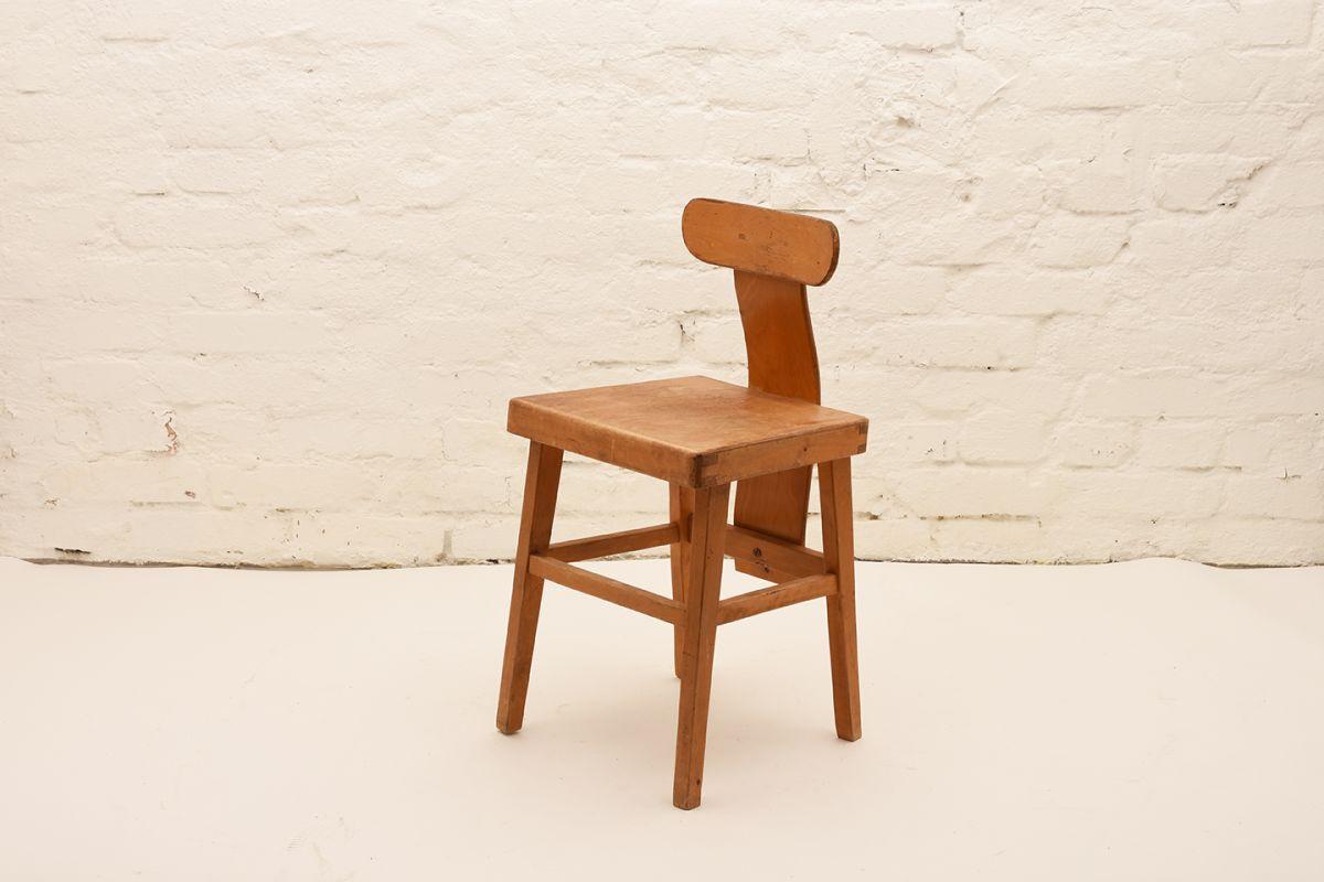 Wooden-Indutrial-Chair