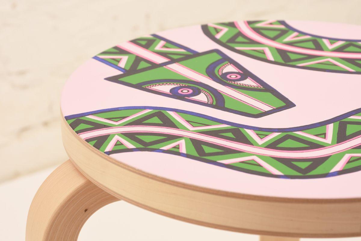 Ines-Sederholm_Snakie-Stool-E60_Detail-03