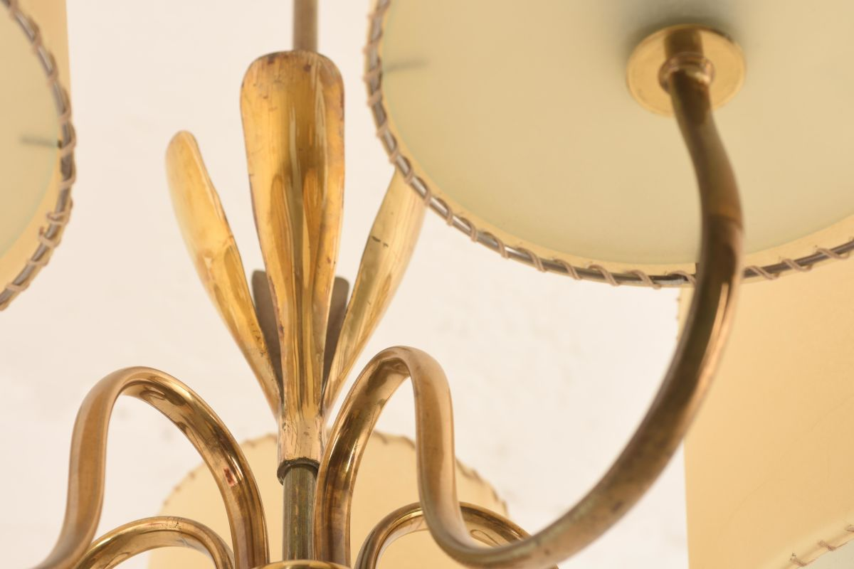 Paavo Tynell Chandelier B Detail 01