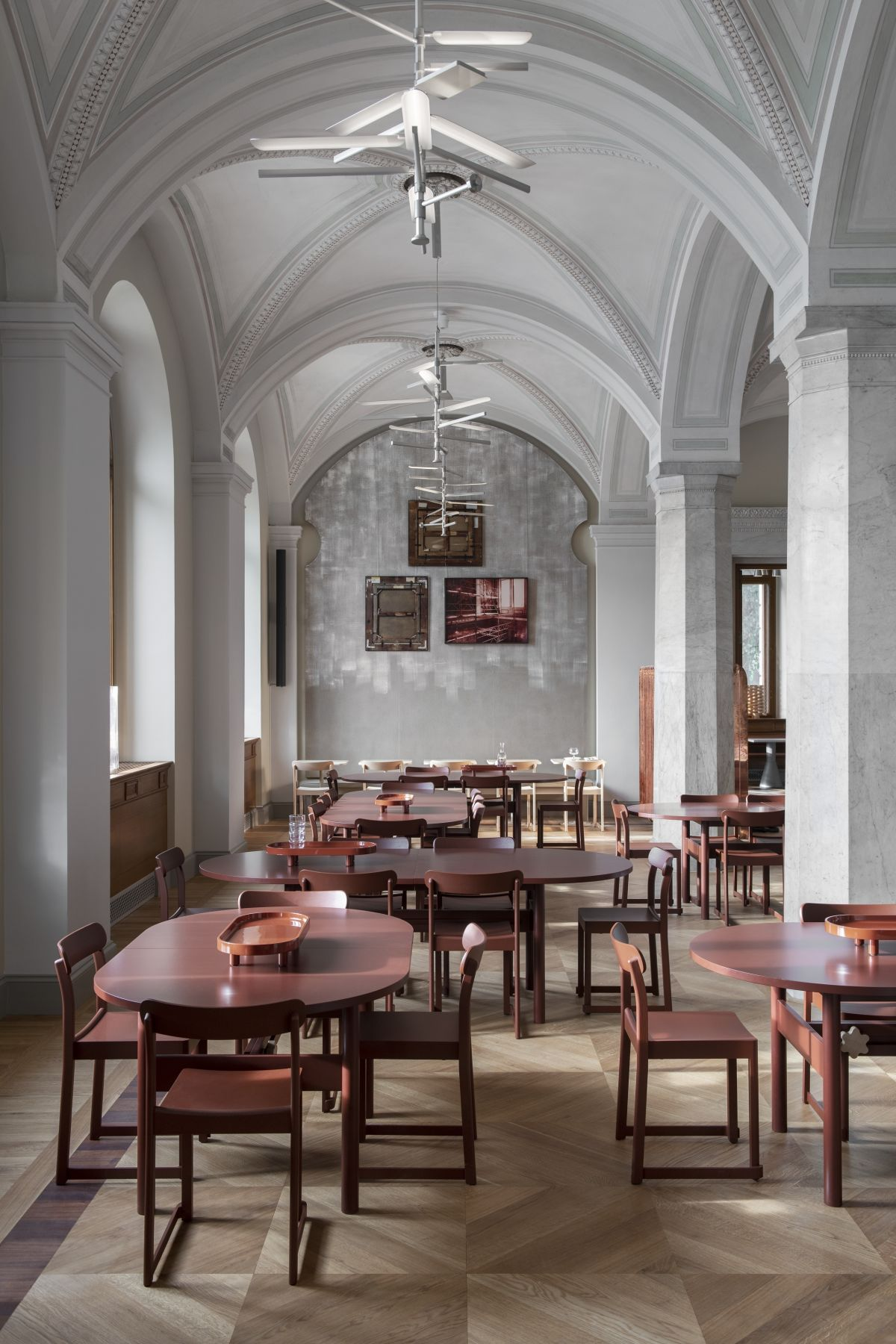 Artek Atelier Chair Nationalmuseum 1Restaurant Photo Erik Lefvander
