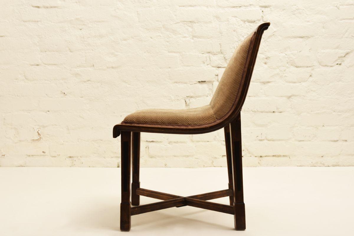 Hahl Birger Side Chair Detail1