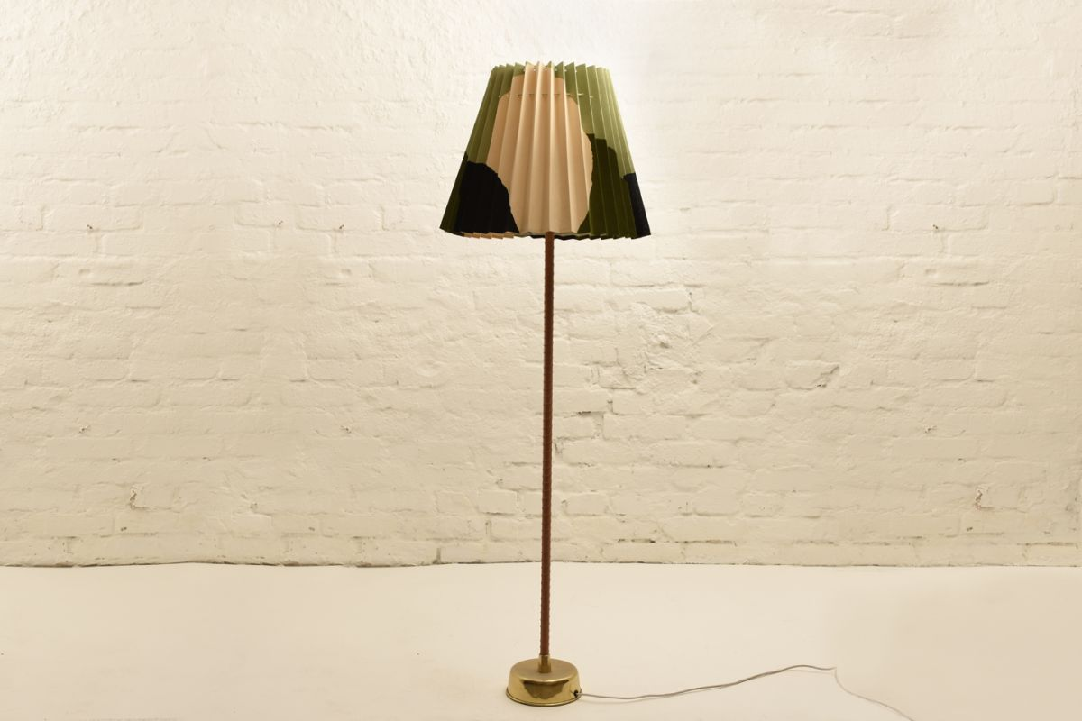 Lisa Johansson Pape Floor Lamp With Shade