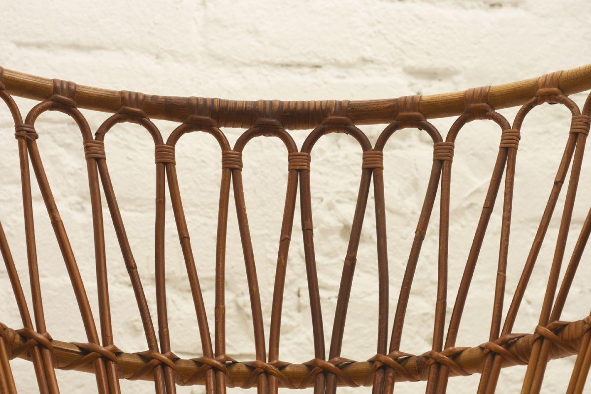Finnish Rattan Chair Detail4