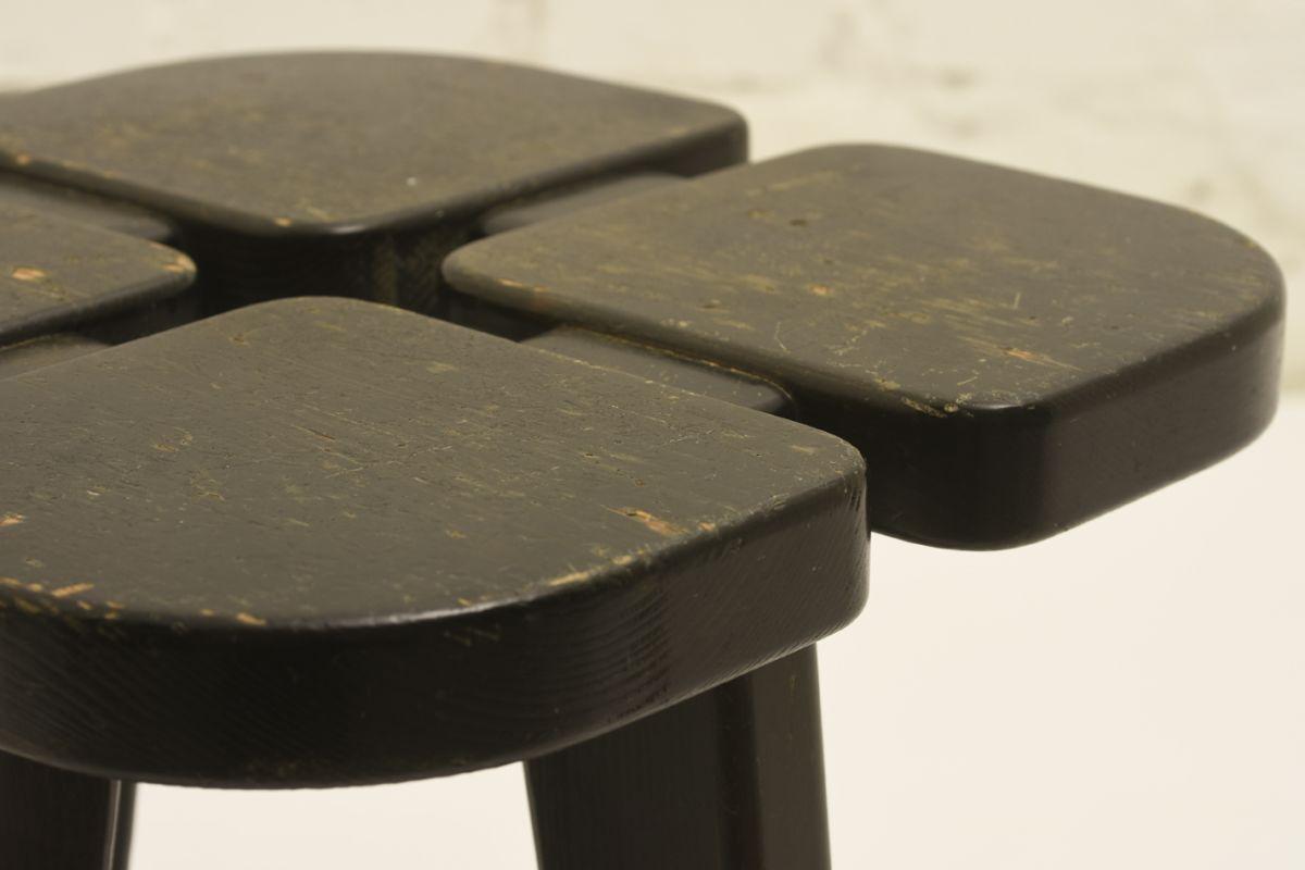 Peippo-Rauni_Apila-Stool-Black_Detail1
