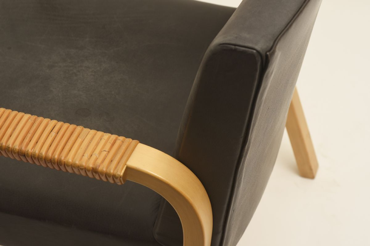 Aalto Alvar Chair 46 Detai1