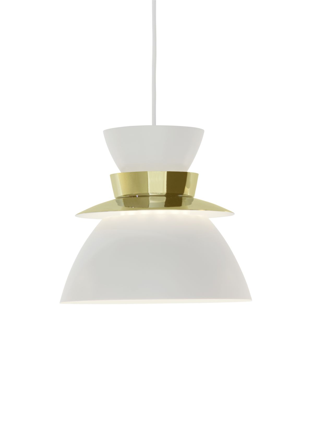 Pendant Light U336 brass