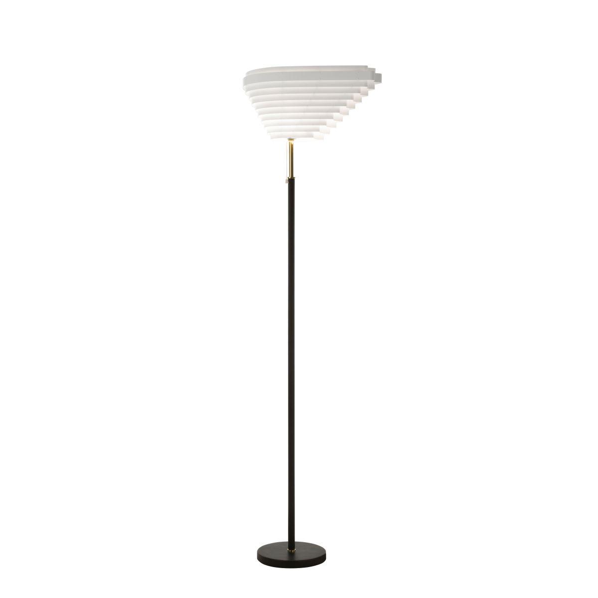Floor Light A805 _Angel Wing_ brass_on_WEB