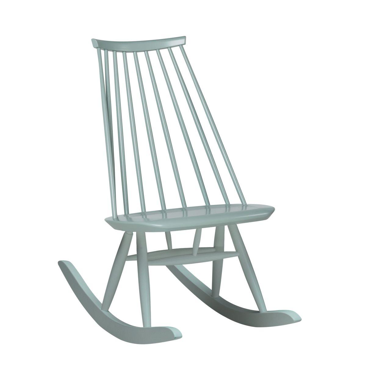 Mademoiselle Rocking Chair Sage Green 2494524