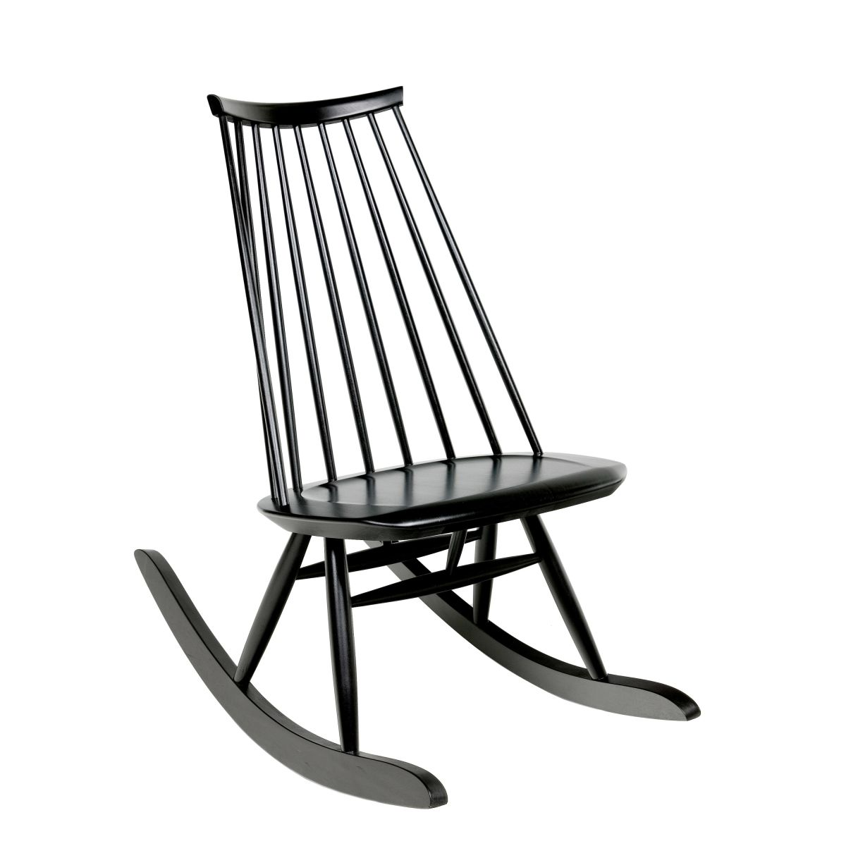 Mademoiselle Rocking Chair black lacquer_WEB