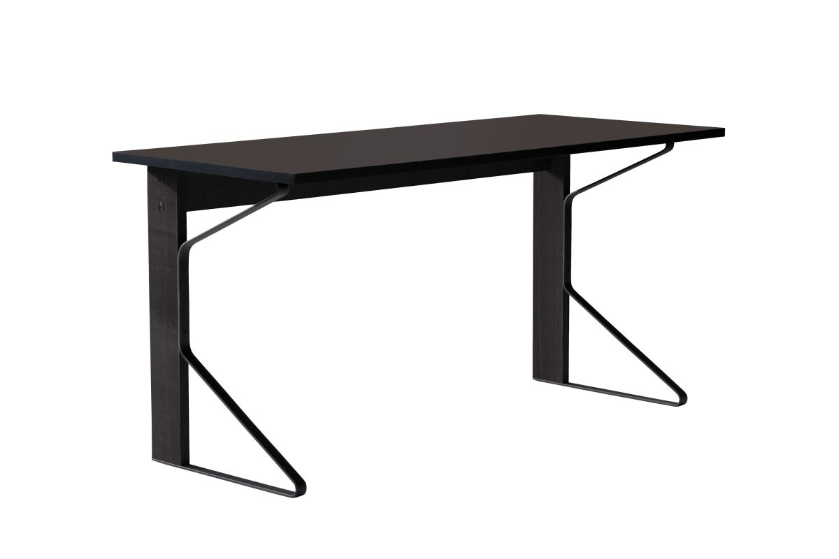Kaari Desk REB005 black oak black Linoleum_WEB