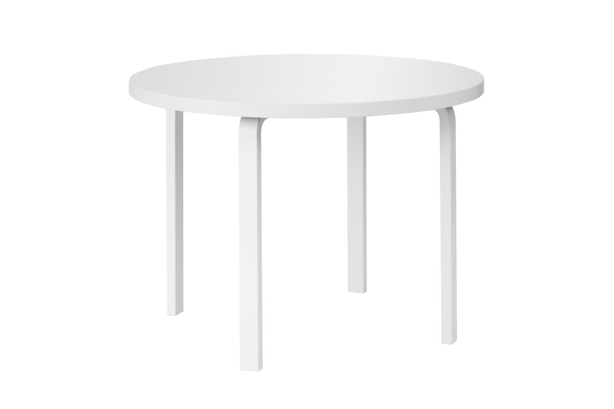 Aalto_Table_round_90A_white_lacquer
