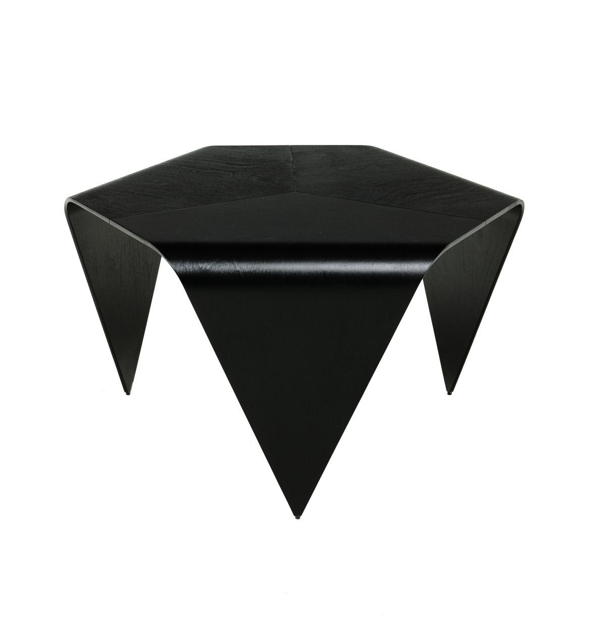 Trienna Table black
