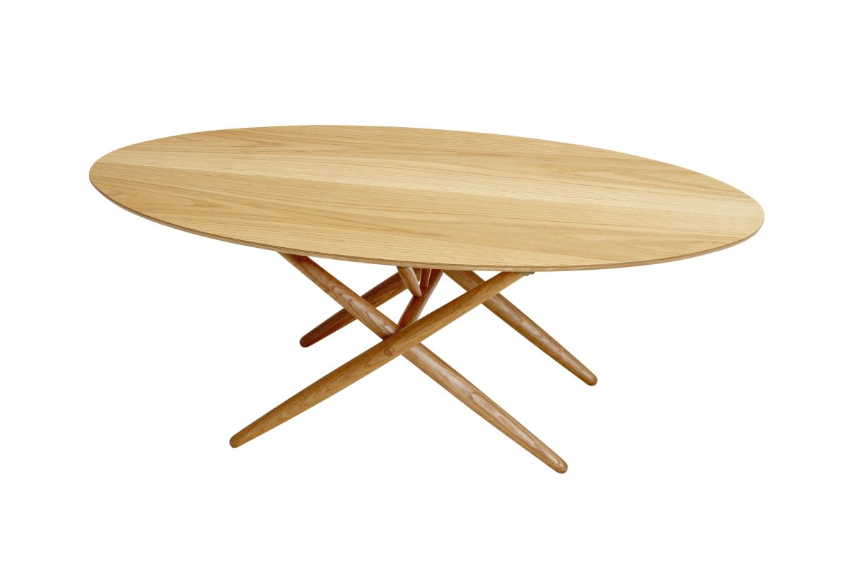 Ovalette Table oak_1