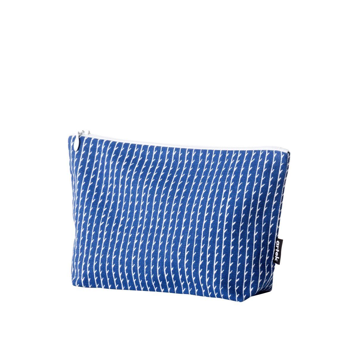 Rivi Pouch small blue white