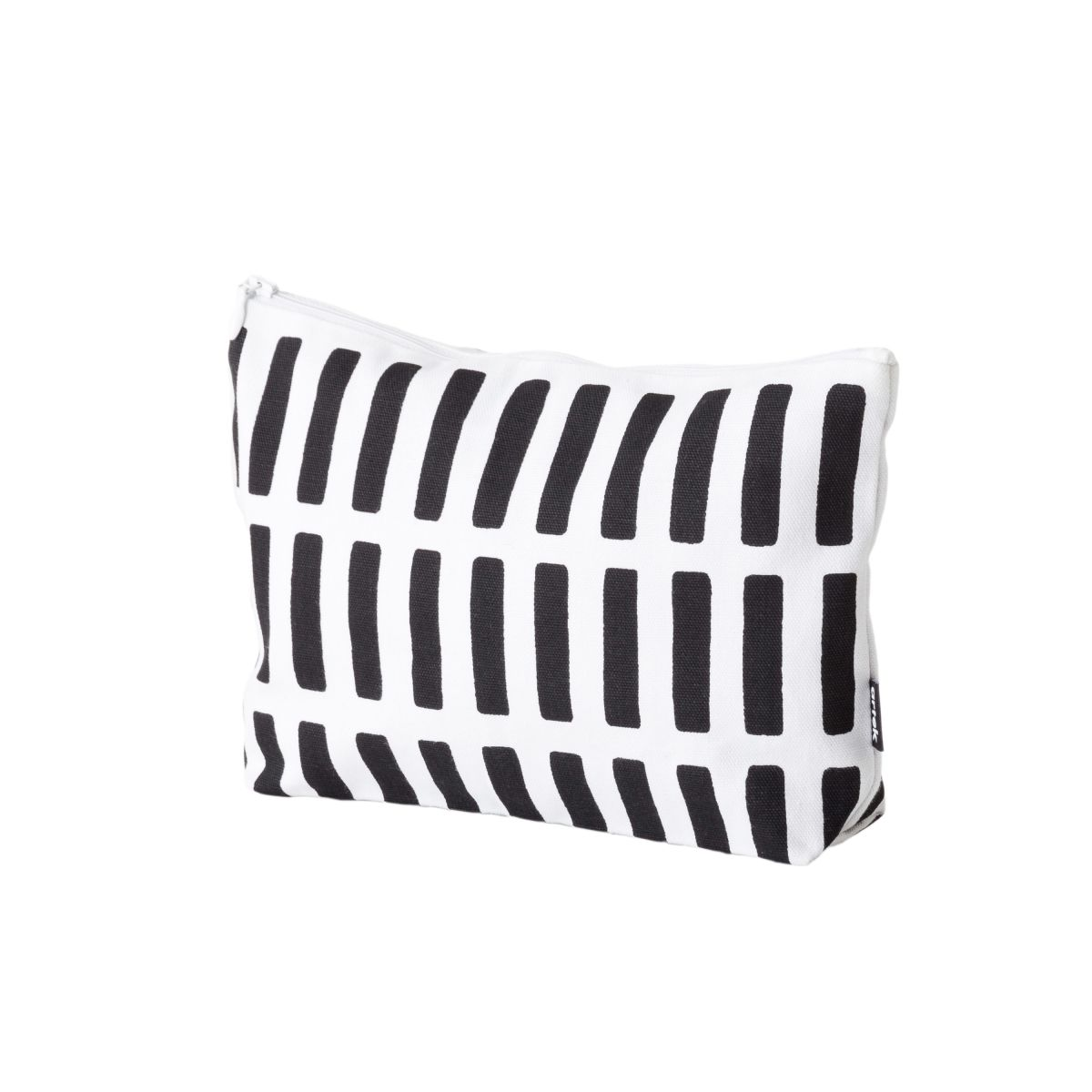 Siena-Pouch-Large_White_Black_1