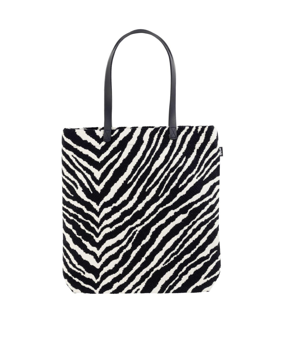 Artek Zebra Tote Bag_F