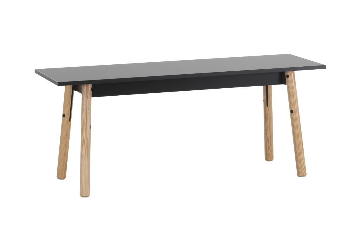 Kiila Bench Natural_Black_F_web