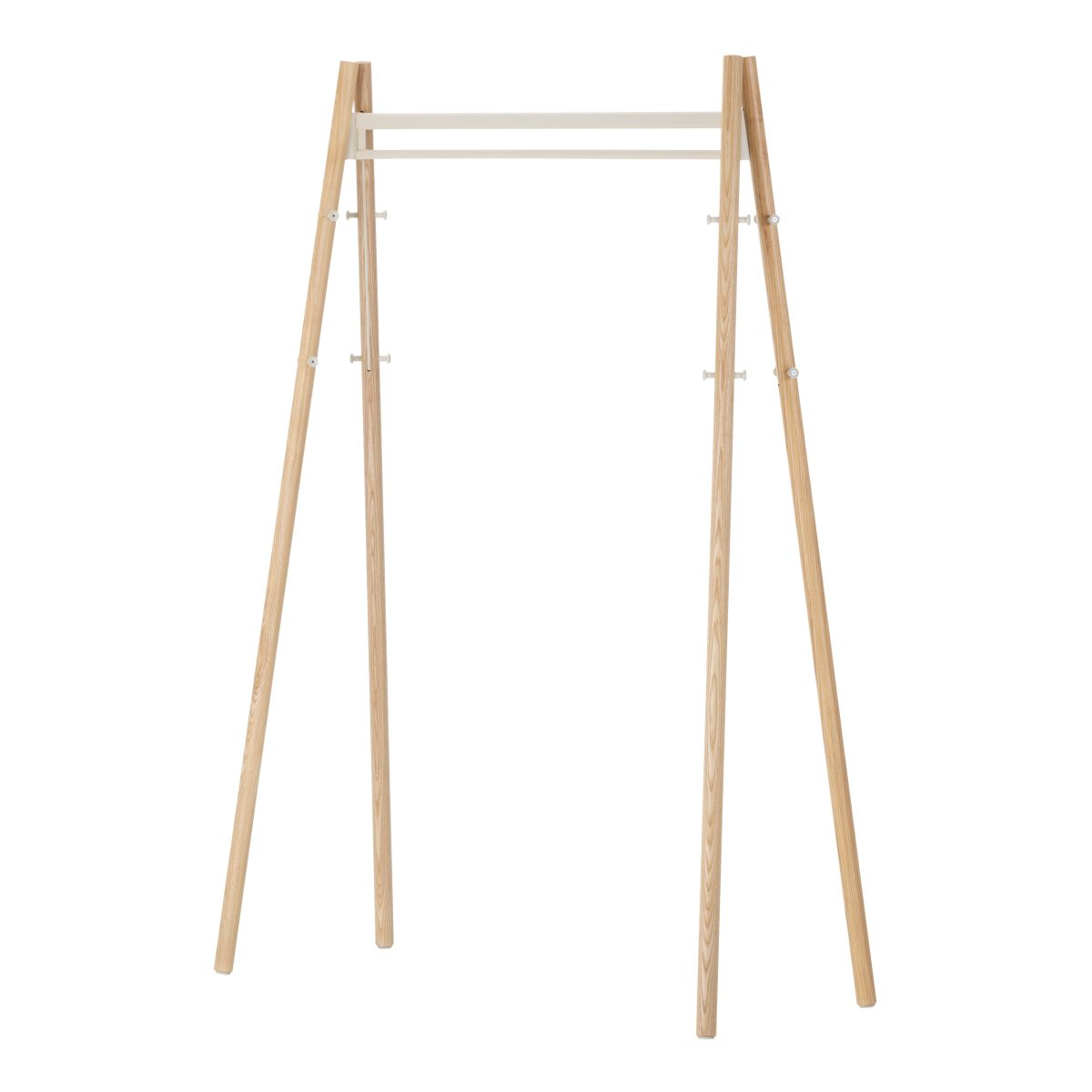 Kiila Coat Rack Natural_Stone White_F_web