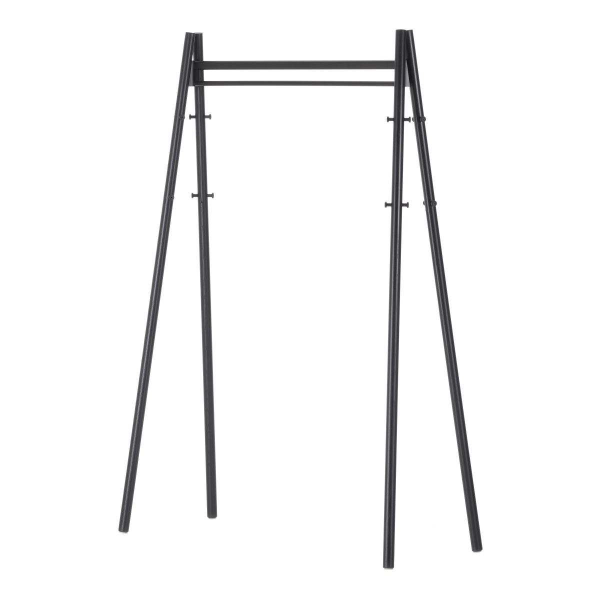 Kiila Coat Rack Black_Black_F_web