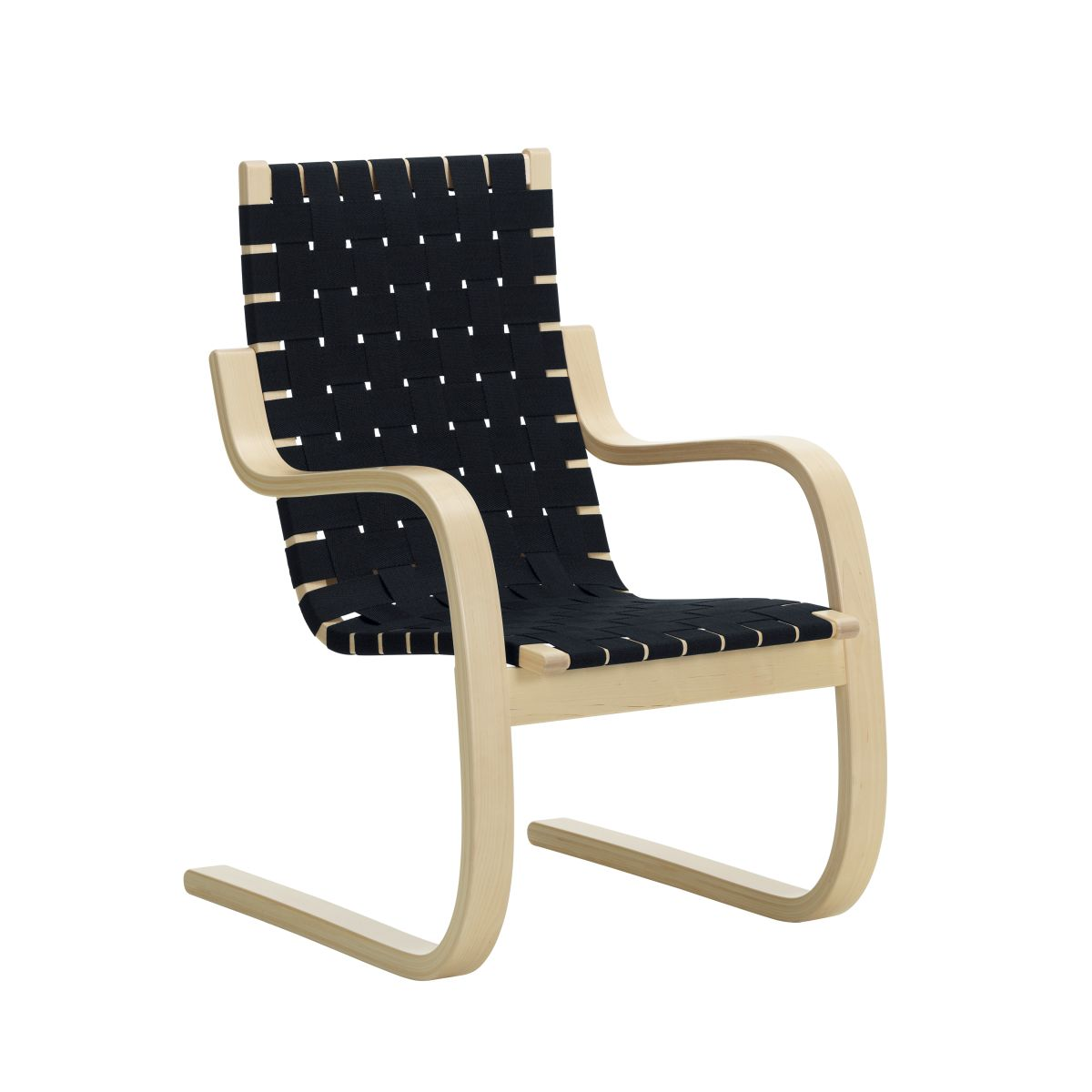 Armchair-406-natural-black-blue-webbing_F-2897107