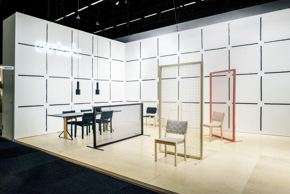 Artek Artek At Stockholm Furniture Fair 2019