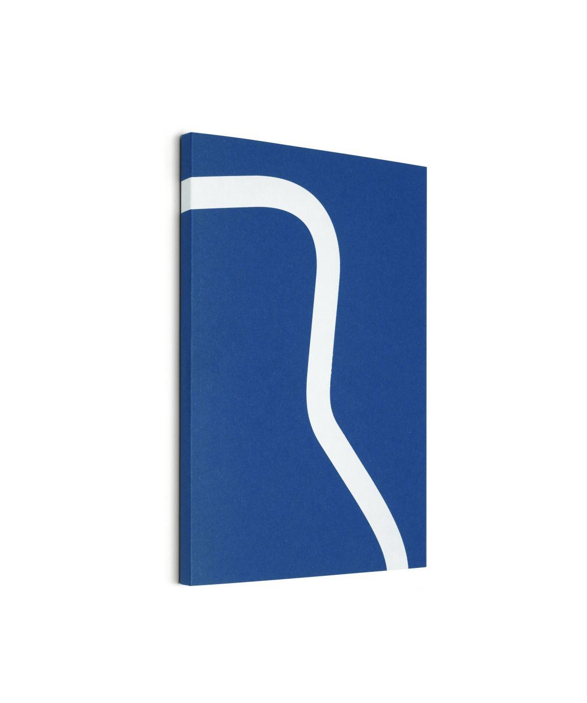 Outline Notebook, Tsto blue
