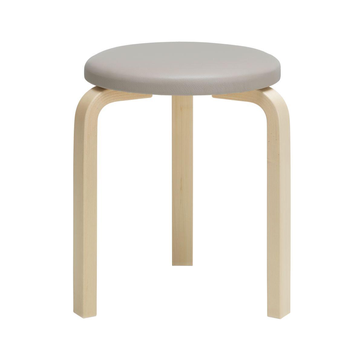 Groovy Artek Stool 60 Inzonedesignstudio Interior Chair Design Inzonedesignstudiocom