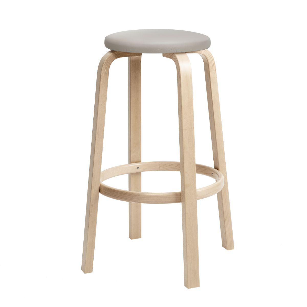 Bar-Stool-64-75cm-clear-lacquered-seat-leather-upholstery-padding_F-2912679