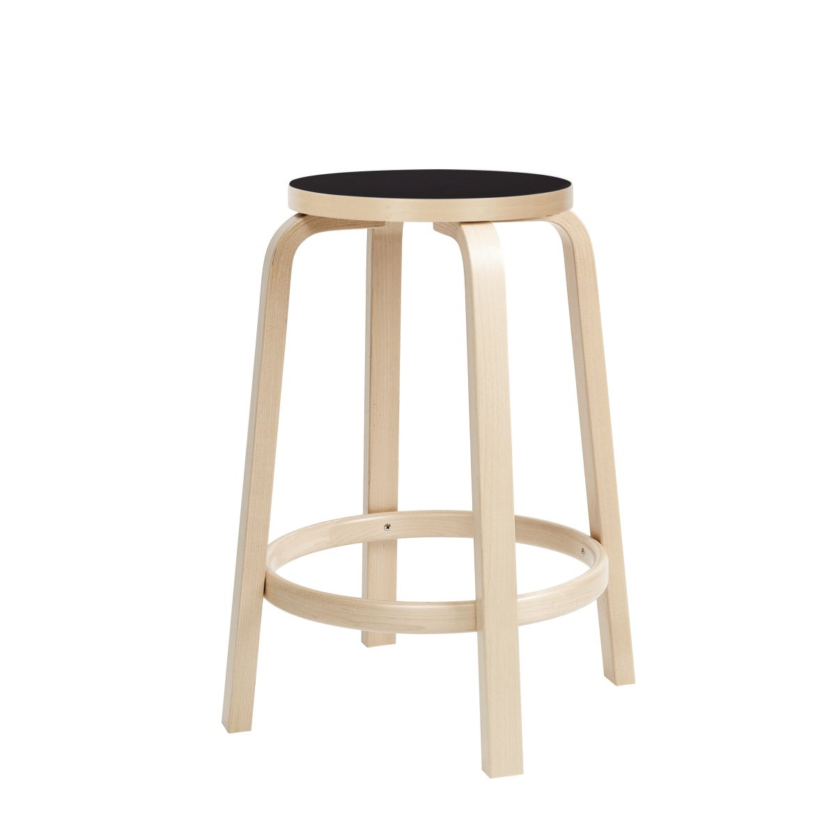 Bar-Stool-64-65Cm-Legs-Birch_Top-Black-Linoleum_Srgb-2430520