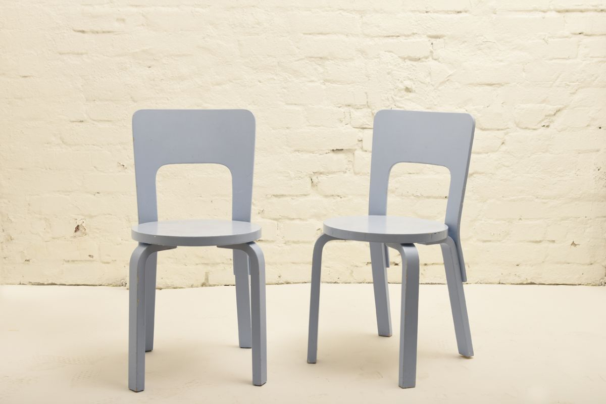 Aalto-Alvar_Chair-66-blue-paint