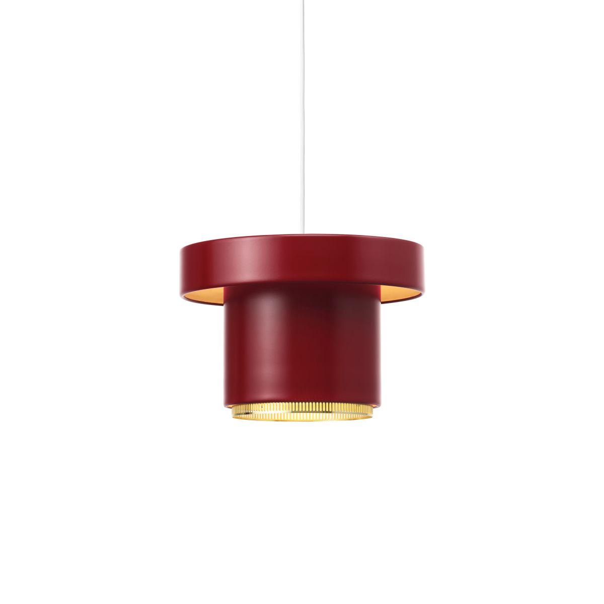 A201 red/brass light on_F