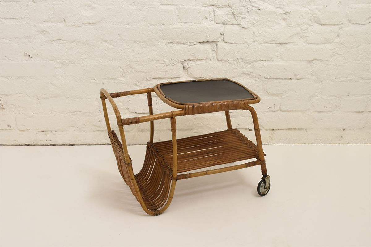 Anonymous-Rattan-Trolley