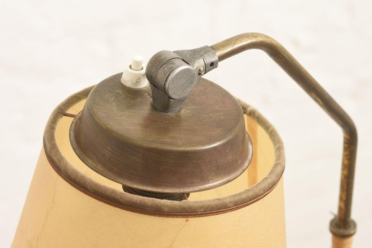 Anonymous-Brass-Rattan-Pergamin-Floor-Lamp_detail1