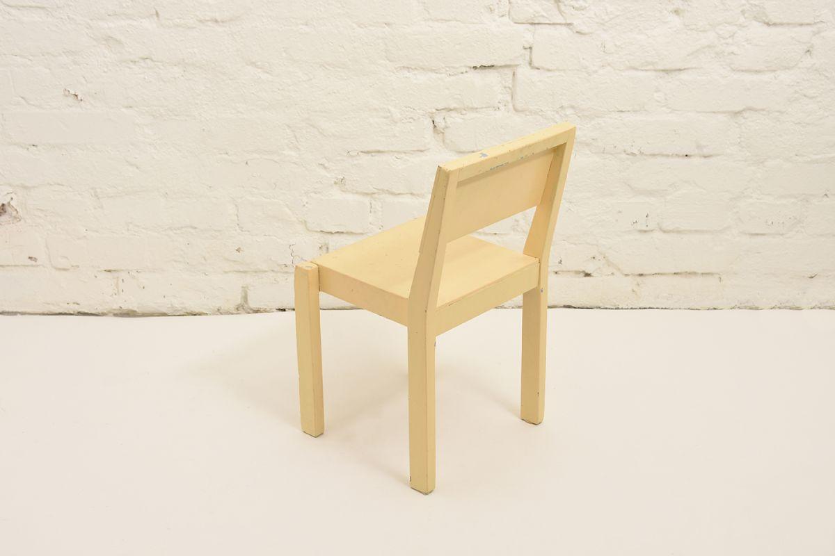 Kids-Chair-Wood-Yellow_back