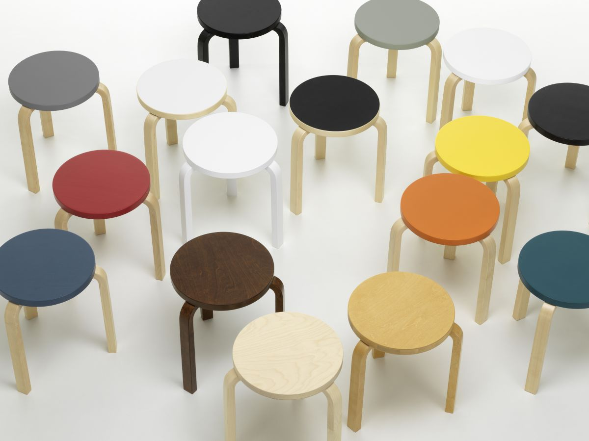 Stool 60 Group colour core collection