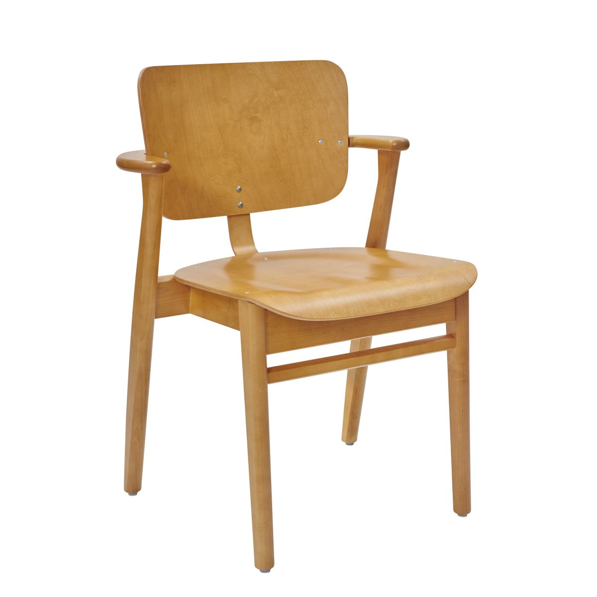 Domus Chair honey stained birch