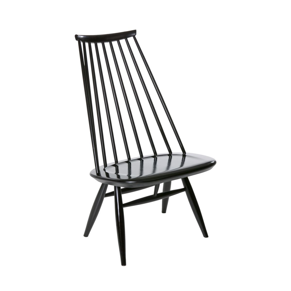 Mademoiselle Lounge Chair black lacquer_WEB