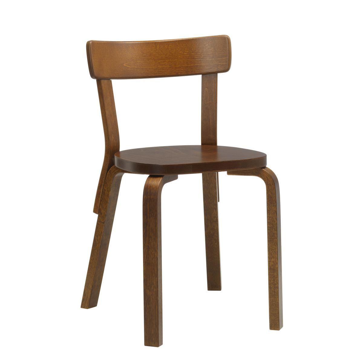 Chair 69 walnut stain_F