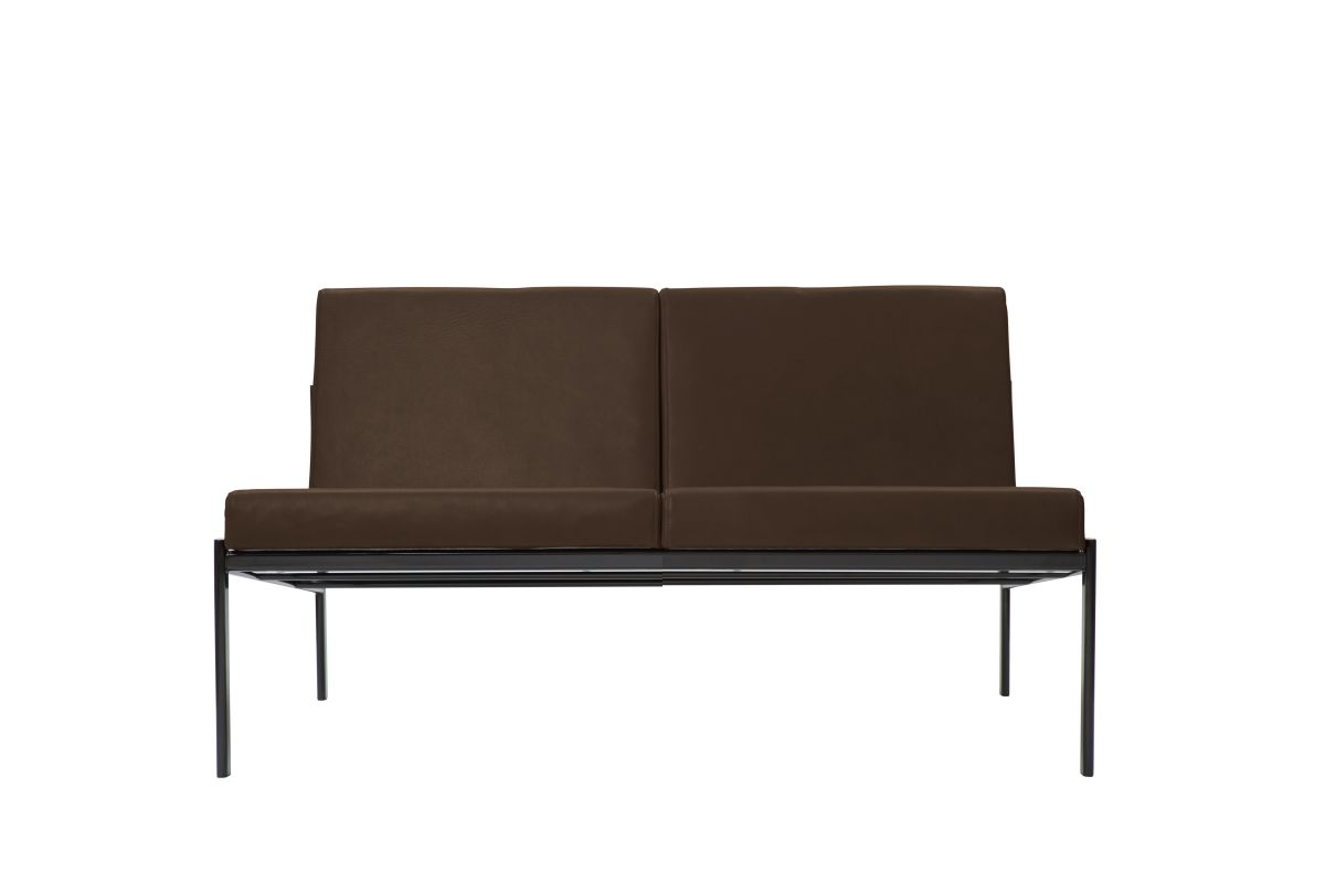 Kiki Sofa 2-Seater_leather_sorensen mocca